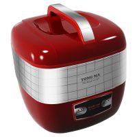 Harga Yongma Magic Jar 8.2 Liter Blacktinum - YMJ401 merah