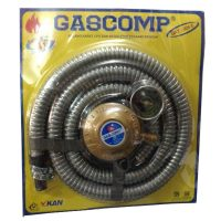 Harga GASCOMP Selang Gas + Regulator Trading - GRT-924E