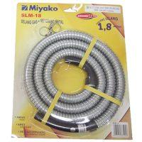 Harga Miyako Selang Gas Spiral 1.8 Meter - SLM18