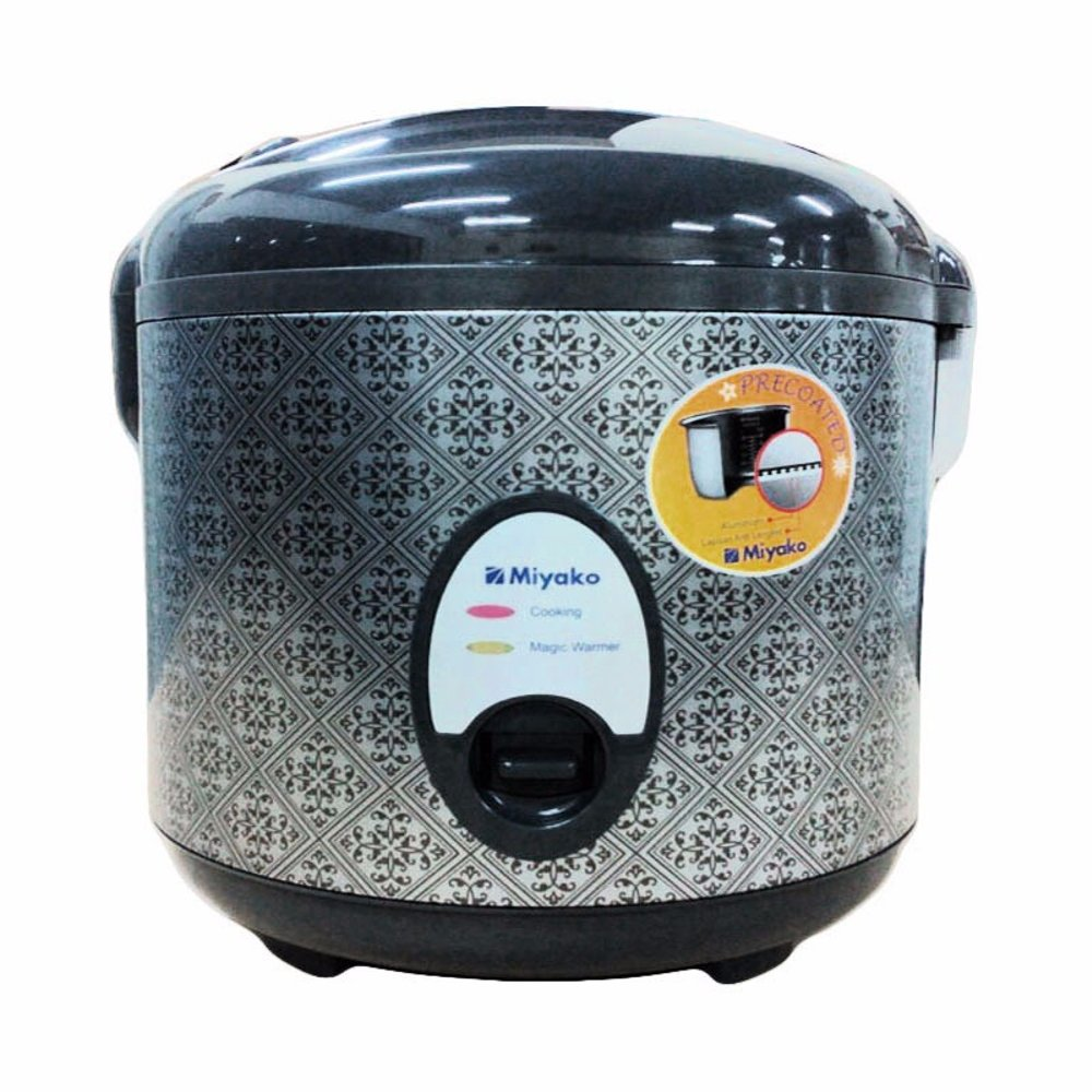 harga Miyako Magic Com 1.8 Liter 3in1 Stainless - MCM-508SBC