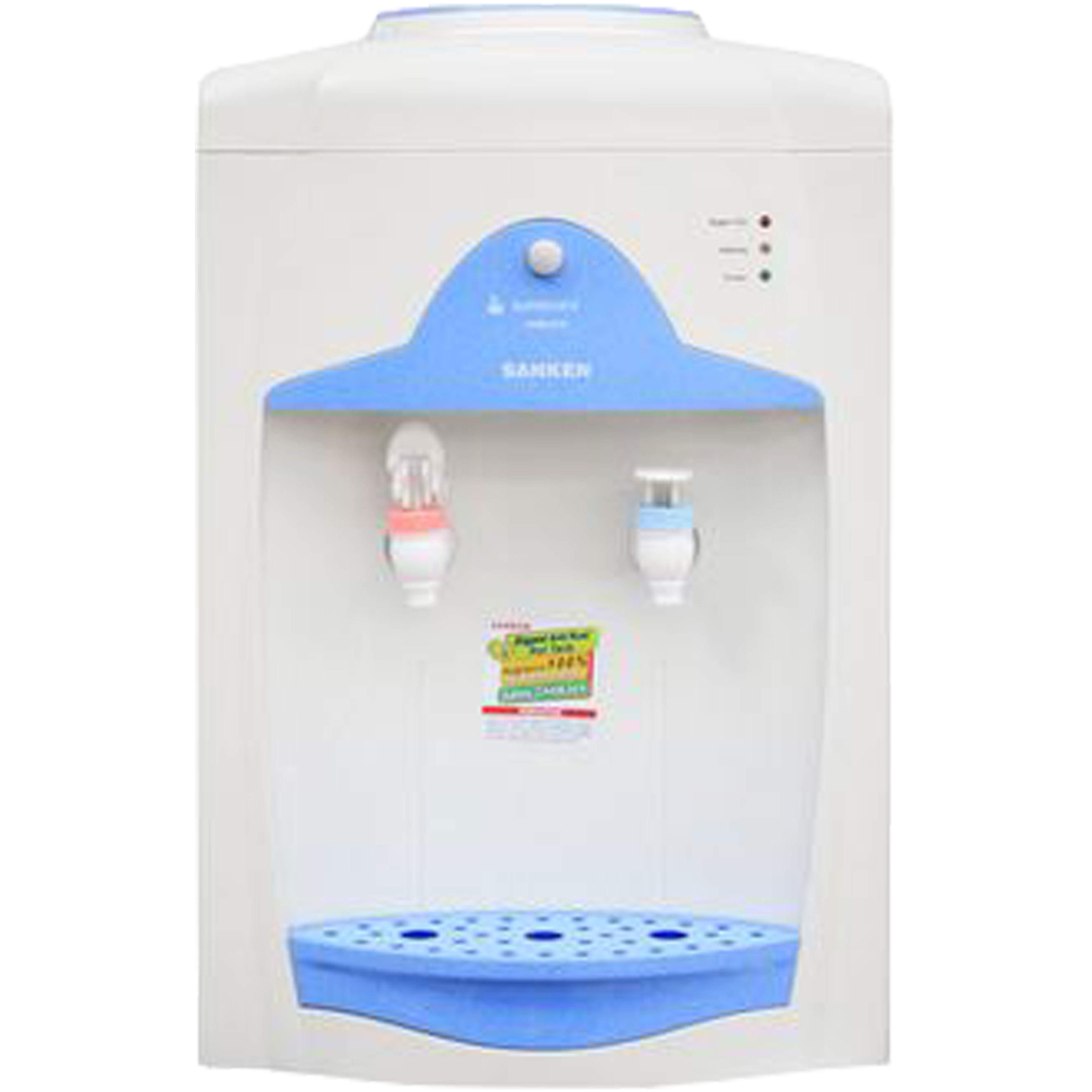 Sanken Dispenser Meja Panas Normal – HWN677/678