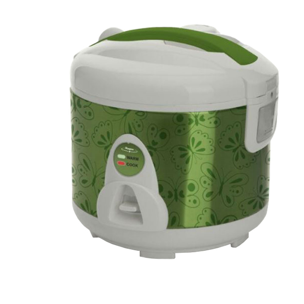 Maspion Mrj 109gbs Magic Com 12 Liter Green Jakarta Indonesia Rice Cooker Travelling 029 Mrj109gbs