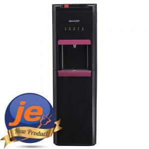 Harga Sharp Dispenser Galon Bawah Black Purple - SWD66EHLBP