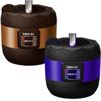 Harga YONG MA Magic Com 2.5 Liter Gold Iron - SMC4033