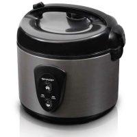 Harga Sharp Rice Cooker 1.8 Liter Silver - KSN18MGSL