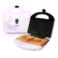 Harga Kirin Toaster Sandwich 350 Watt Kotak - KST365S