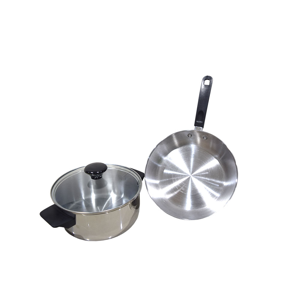 Set Perlengkapan Masak Indonesia Harga Jual Terbaik Oxone Travel Cookware Ox993 Maspion Ssp147 Panda Fit B Fry Pan 20 Cm Dutch Oven 18