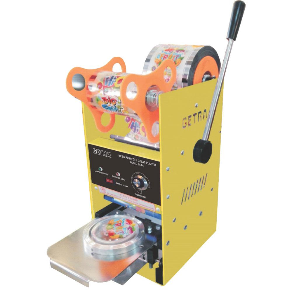 Harga Getra SCD-8 - Cup Sealer