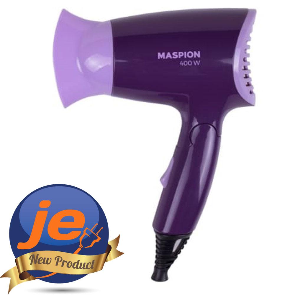 Maspion MHD102PRP – Hair Dryer 400 Watt Purple d1da460ef2